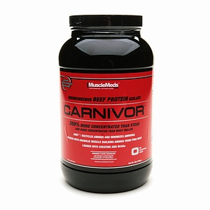 Carnivore protein reviews