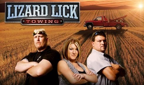 Lizard lick tow real or fake