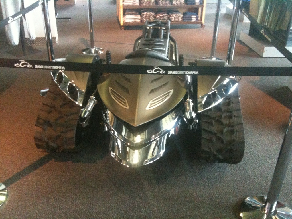 Discovery Build Off Chopper Live The Revenge Jesse James Pre Show