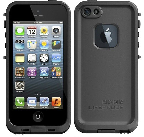 premium selection 51dae 46ee1 Product Review: IPhone 5 & the Lifeproof Case vs Otterbox | louisjbianco