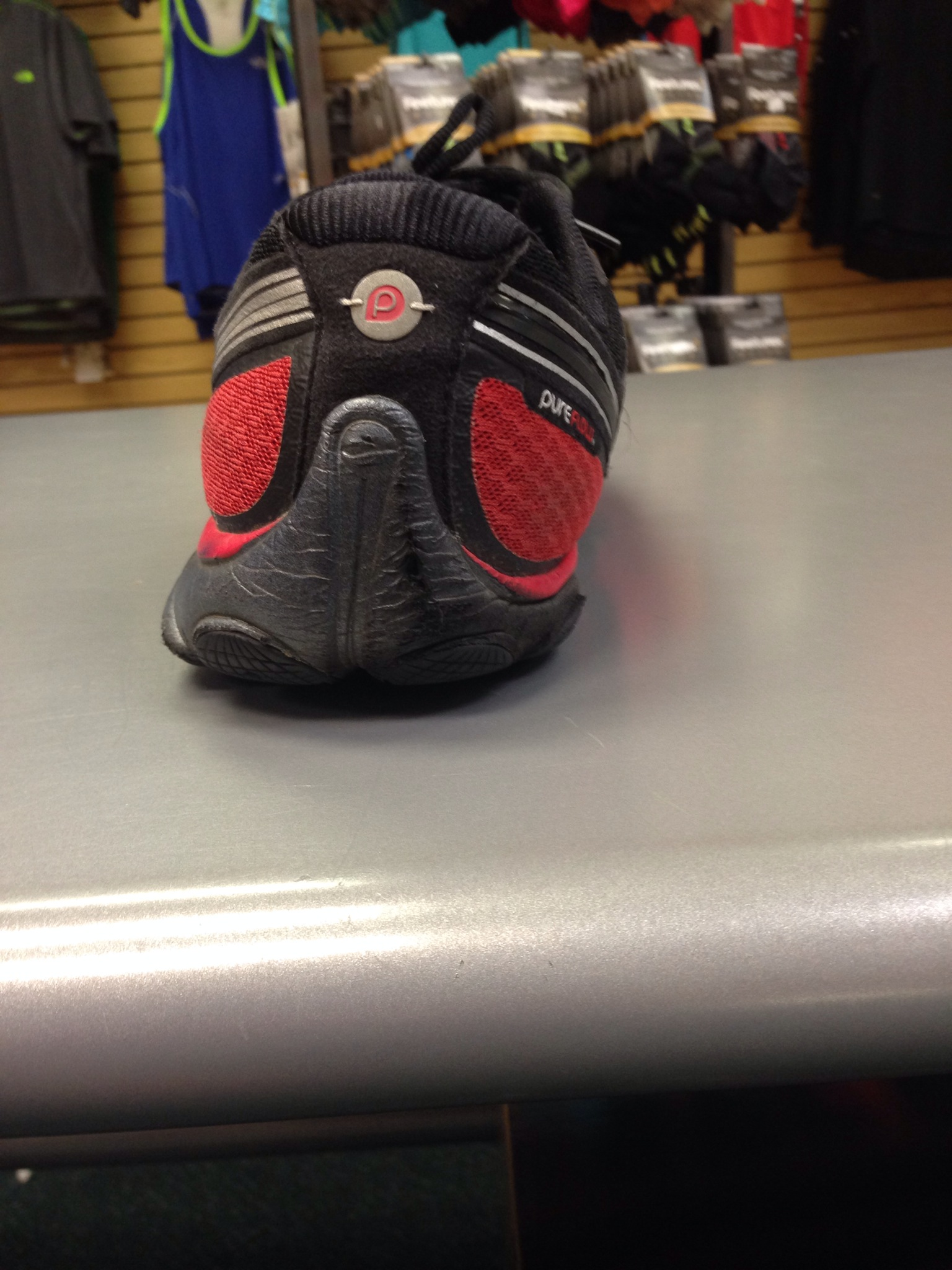 9999138d5c3 ... back to where I purchased them  the Running Company of Morristown